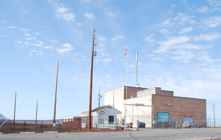 EBR-1, The first commercial nuclear power plant to go online (EBR-1), located in Idaho. Image credit: David Dickinson