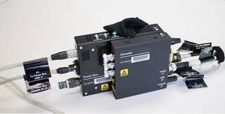"The ""spare"" power box for the Meteor investigation camera system. Credits: Southwest Research Institute"