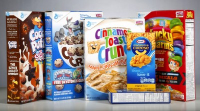 General Mills and Kraft both plan to remove artificial ingredients, such as color and flavor, from their products. Image credit: Christopher Gannon