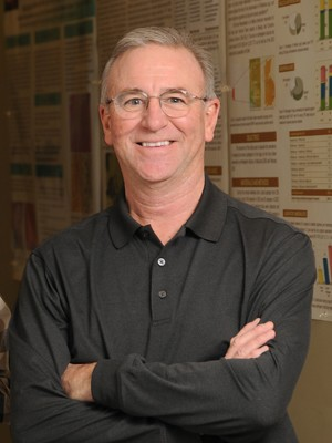 Todd Klaenhammer is a co-author of the CRISPR-Cas paper published in PNAS. Photo by Roger Winstead.
