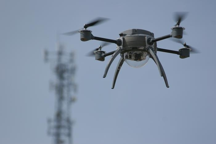 Switzerland commenced its first postal drone trials, although commercial use is not expected any time sooner than in five years. Image credit: Dkroetsch via Wikipedia.org, CC0 Public Domain.