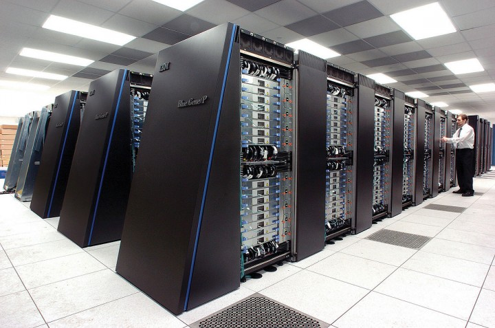 In GraviT – a new, super-powerful visualisation program due out in the fall of 2015 – supercomputers will find a tool worthy of their computational might. Image credit: Argonne National Laboratory via Wikimedia.org, CC BY-SA 2.0.