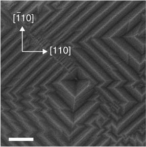 The researchers discovered how to use graphene nanoribbons in a way that promises to boost the performance of next-generation electronic devices.