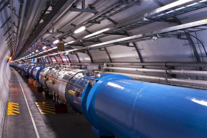 Ramping up (Image: Maximilien Brice/CERN)