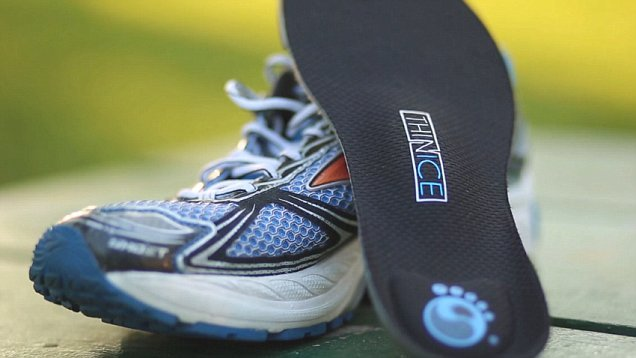 The Thin Ice insole. Image credit: Thin Ice