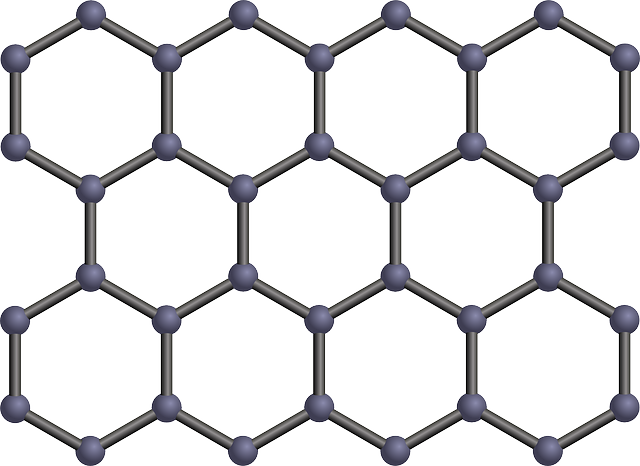 With a new layering technique, researchers come closer to making macroscopic 3D graphene with all its essential qualities intact. Image credit: OpenClipartVectors via pixabay.com, CC0 Public Domain.