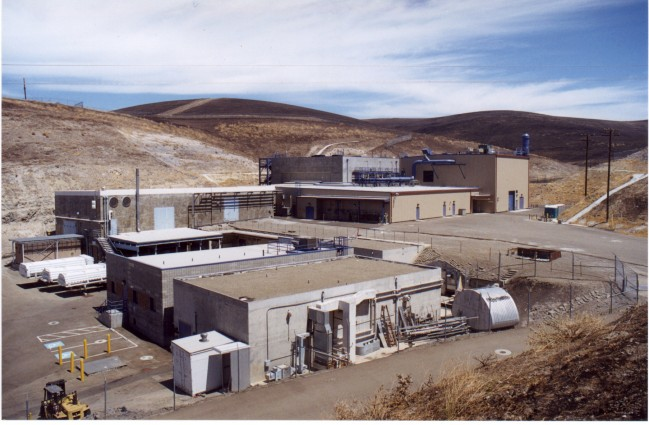 Site 300's Contained Firing Facility can absorb a blast of up to 132 pounds of high explosive without damaging the building or negatively affecting the outside environment. The facility plays a key role in supporting the Lab's mission of stockpile stewardship.