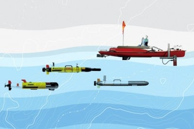 Stephanie Kemna's research has the potential to increase the level of autonomy and coordination in underwater vehicles. Image credit: Michelle Henry