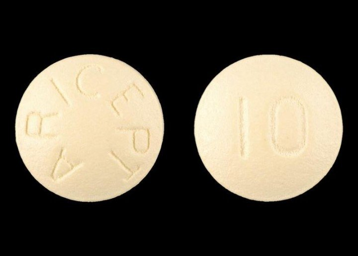Aricept is one of oral pills based on donepezil. It is meant to treat mild to moderate dementia caused by Alzheimer's disease. Scientists found that withdrawing donepezil course doubles the risk of nursing home placement after a year and encourage altering prescription patterns accordingly. Image credit: NLM via Wikimedia, Public Domain