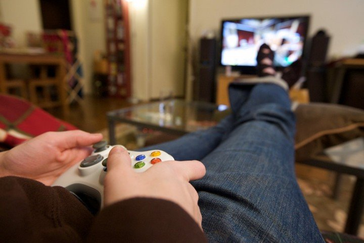 "Action-based video games might have cognitive benefits that are at least as significant as those seen in people playing functional ""brain games"". Image credit: Marco Arment via flickr.com, CC BY 2.0."
