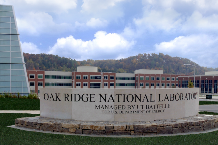 Oak Ridge National Laboratory.