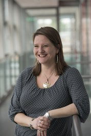 Dr Sarah Parsons is working with colleagues in Bath and Sussex to help develop technologies for people with autism. Image courtesy of The University of Southampton