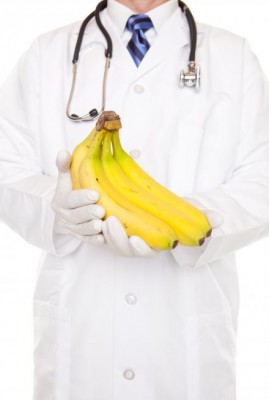 Bananas contain a substance that, when changed slightly by scientists, shows promise as an anti-virus drug.