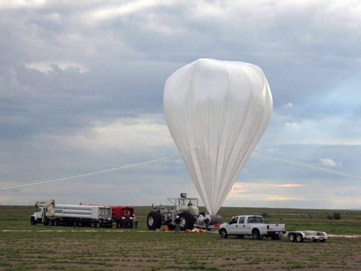 Graduate and undergraduate university students are invited to compete for the opportunity to fly experiments to the edge of space aboard a high-altitude scientific balloon. Credits: NASA