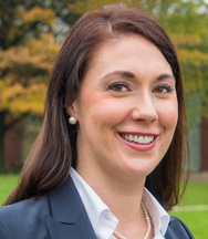 Leah Guzowski is a director of strategic & research programs and leader of the interdisciplinary Systems Science Initiative. Her work aims to make the nation more energy secure.