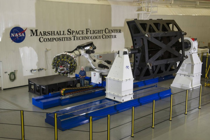 OVERVIEW OF MSFC COMPOSITES TECHNOLOGY CENTER AND THE AUTOMATED FIBER PLACEMENT TOOL WITH MATERIALS ENGINEER LARRY PELHAM