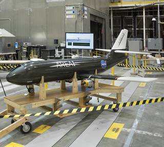 Remotely Piloted PTERA Bridges Gap Between Wind-Tunnel And Crewed Flight Testing
