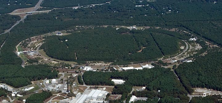 The Relativistic Heavy Ion Collider (RHIC) at Brookhaven National Laboratory