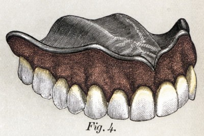 A USC professor has investigated methods to regrow tooth enamel for the past two decades. Image credit: Dental Cosmos Campbell, 1880