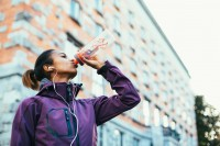 Health researchers have analysed the effect of different energy drinks in staving off tiredness during a big race.