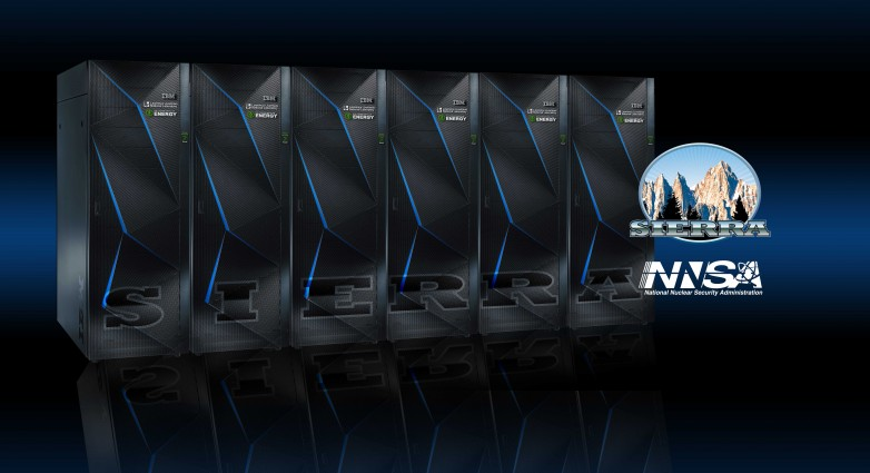 Sierra is the next in a long line of supercomputers at Lawrence Livermore National Laboratory