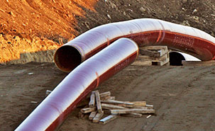 Pipeline construction doesn't seem to affect Canadians