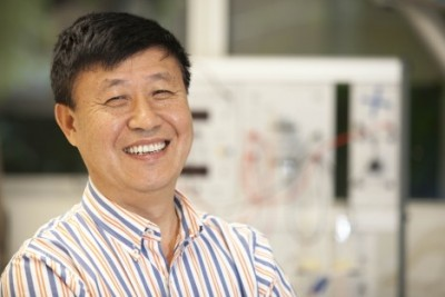 Professor Huijun Zhao, Director of the Centre for Clean Environment and Energy. Photo credit: Griffith University