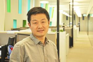 Professor Dayong Jin. Photo courtesy UTS: Science