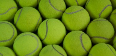 Tennis balls. Image credit: Atomic Taco via Flickr