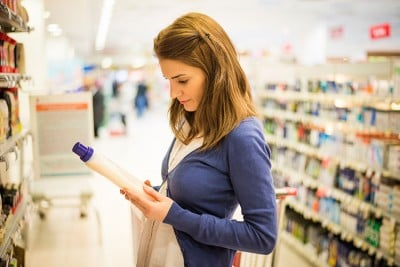 The shampoos, lotions and other personal care products you use can affect the amount of endocrine-disrupting chemicals in one's body, a new study showed.