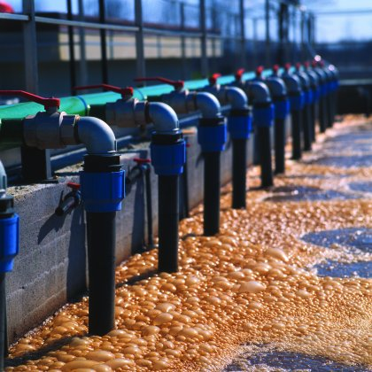Cities produce a lot of wastewater and its treatment requires a lot of energy. Image credit: uq.edu.au.