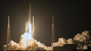 Falcon 9 launch to ISS