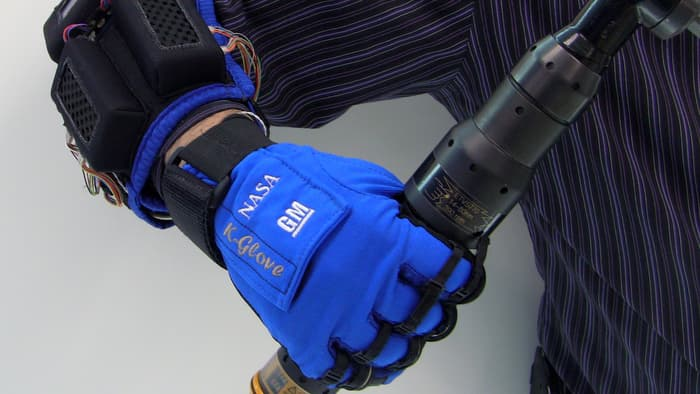 RoboGlove. Image credit: General Motors