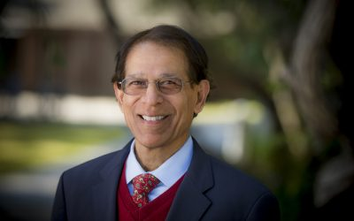 Dilip Jeste, MD, Distinguished Professor of Psychiatry and Neurosciences and director of the Center on Healthy Aging at UC San Diego. Credit: UC San Diego
