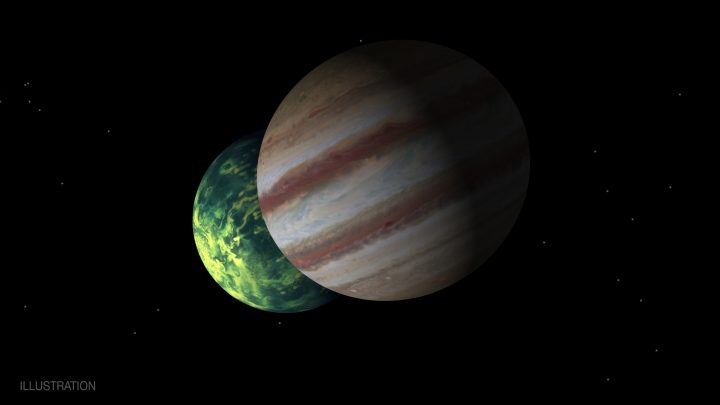 Comparing Jupiter with Jupiter-like planets that orbit other stars can teach us about those distant worlds, and reveal new insights about our own solar system's formation and evolution. (Illustration) Credit: NASA/JPL-Caltech