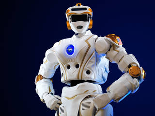 The Space Robotics Challenge offers a $1 million prize purse for teams that successfully program a virtual Robonaut 5 robot through a series of complex tasks in a simulated Mars habitat. Credits: NASA