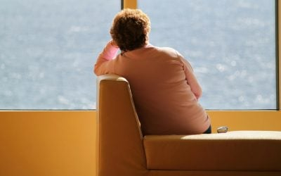 UC San Diego School of Medicine study finds loneliness is a heritable trait associated with neuroticism and depressive symptoms, but no one gene is responsible. Photo courtesy of Pixaby
