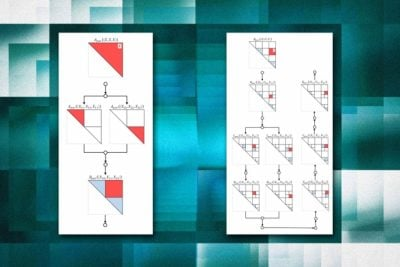 A system developed by researchers at MIT and Stony Brook University should make it easier for researchers to solve complex computational problems using dynamic programming optimized for multicore chips — without the expertise that such programming typically requires. Image credit: MIT News (figures courtesy of the researchers)