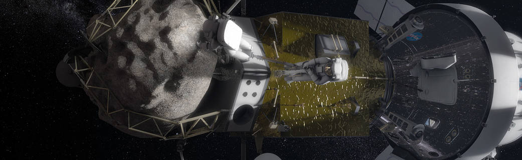 Report Confirms Scientific Benefits of NASA's Asteroid Redirect Mission