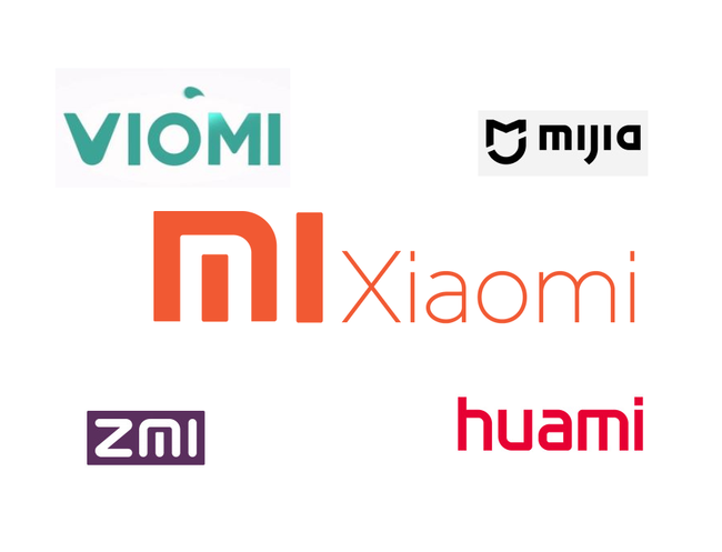 Why Xiaomi is usually mentioned along other brand names