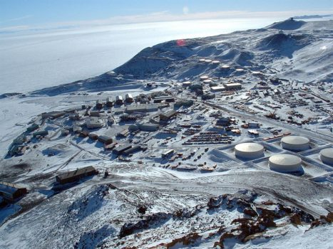 National Science Foundation McMurdo Station