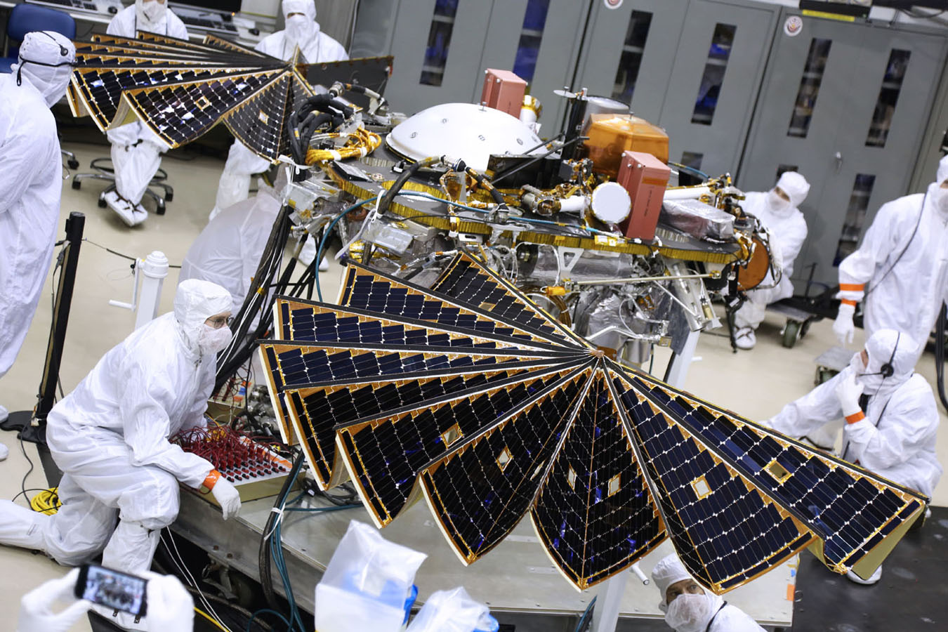 solar power mission to mars - photo #15