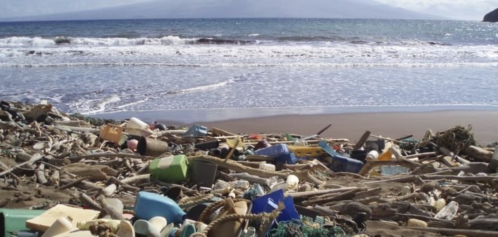 Pollution of the ocean with plastics is a growing concern. (Image credit: NOAA)