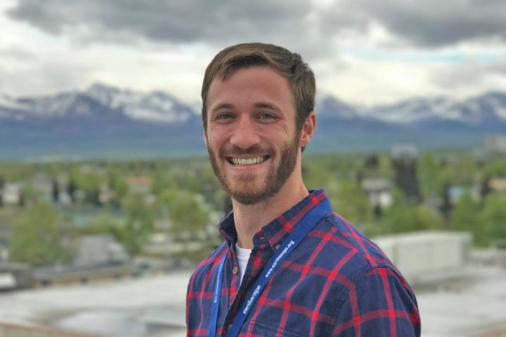 Rice University postdoctoral researcher Jonathan Delph led a study that found evidence of water escaping during subduction and infiltrating sedimentary material related to small tremors that occur beneath the Pacific Northwest of the United States. (Credit: Rice University)