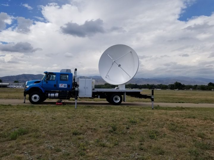 A new radar on NSF's Doppler on Wheels will provide storm-penetrating coverage in RELAMPAGO. Image credit: CSWR