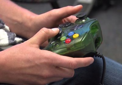 People who play video games to cope with anxiety may be at greater risk for video game addiction, according to a new ISU study. Image credit: Iowa State University