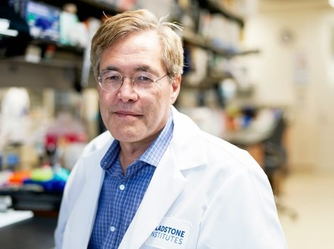 Bruce Conklin, MD, is exploring how CRISPR technology could treat genetic diseases. Photo by Steve Babuljak, UCSF