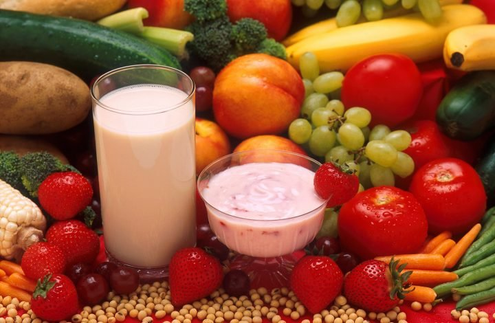 "Healthy diet. Credit: U.S. Department of Agriculture via <a href=""https://www.flickr.com/photos/usdagov/8453554475/"">Flickr</a>, CC BY 2.0"