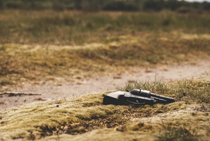 A study led by the University of Washington shows that public perception of gun violence and homicide risk is far from the reality of the data. Image credit: pxhere.com, CC0 Public Domain