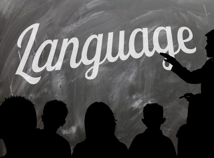 School, language. Image credit: geralt via Pixabay, CC0 Public Domain
